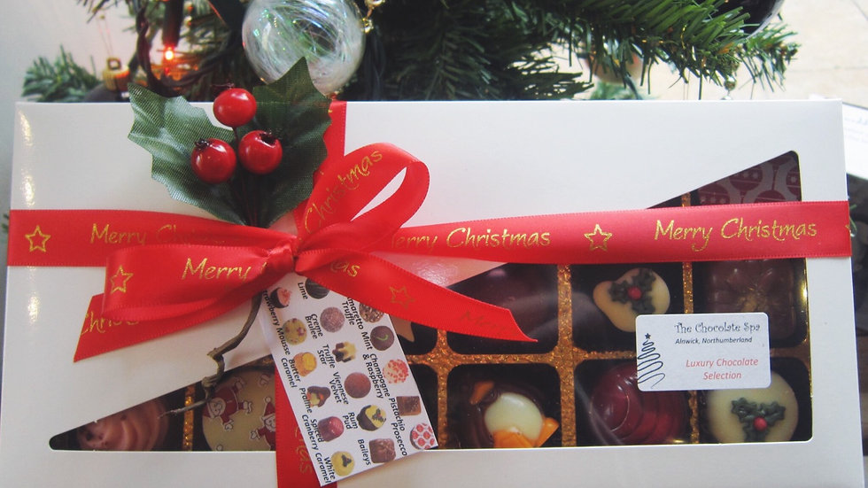 Build Your Own Christmas Box (18 Chocs)