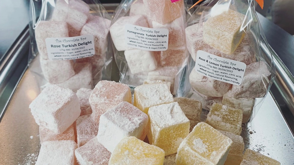 Turkish Delight - Various Flavours