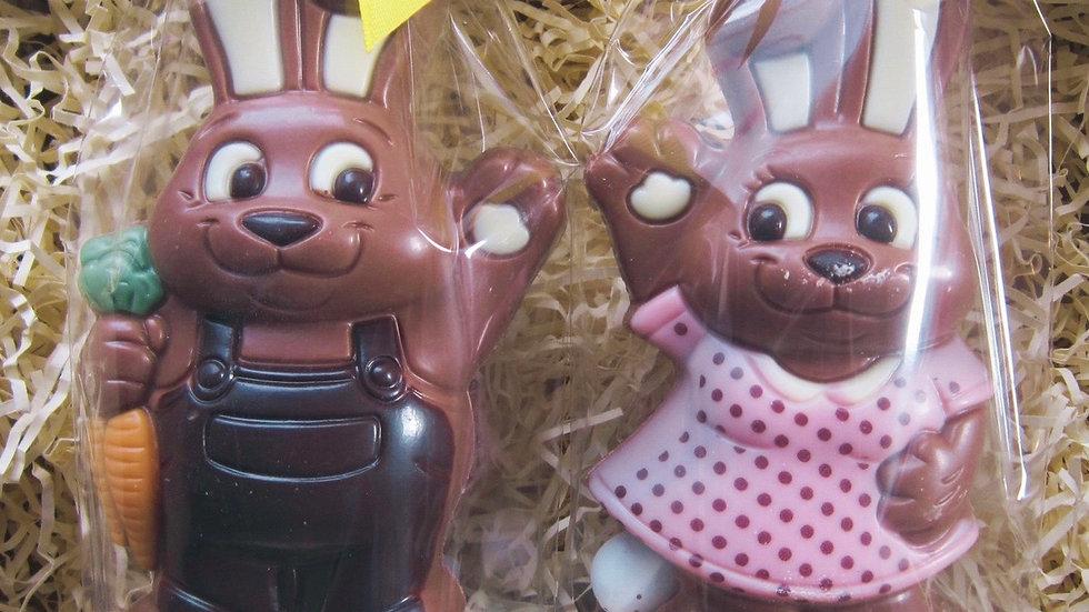 Hollow Easter Figure & Crispy Egg Bag