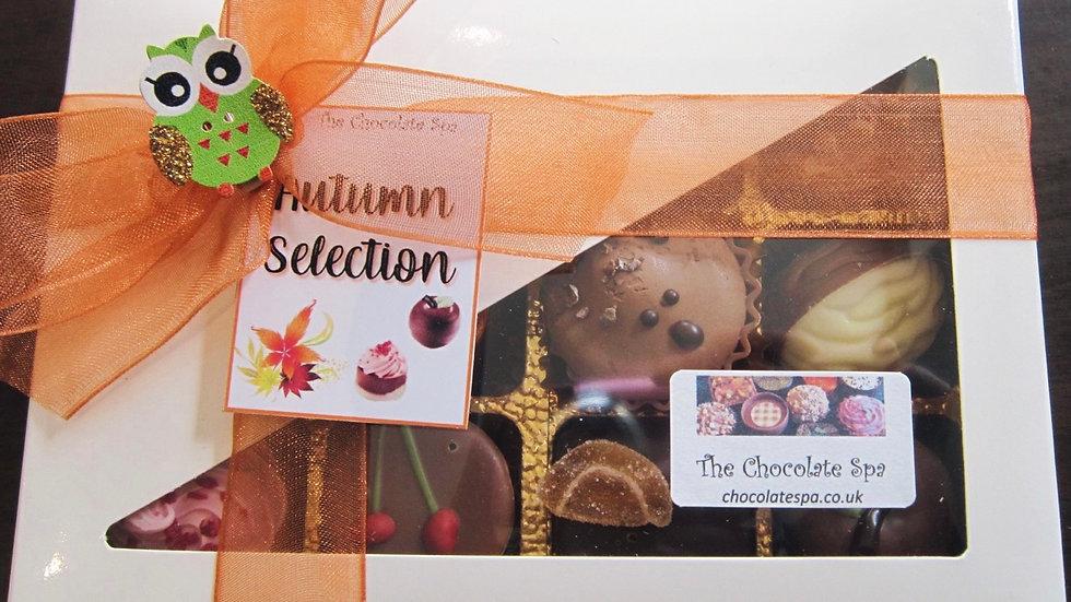 Autumn Selection 12 White Box