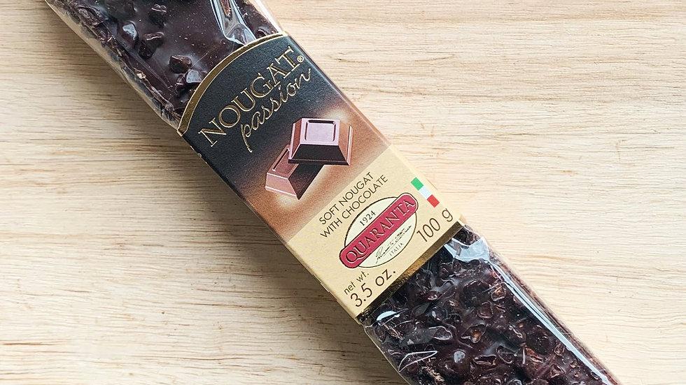 Quaranta Nougat Finger Chocolate