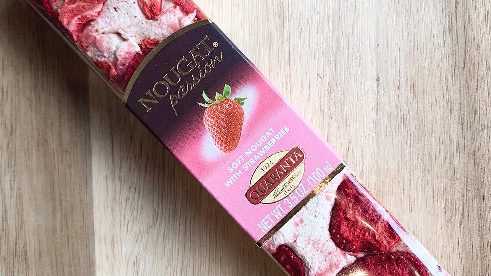 Soft Italian Nougat - Various Flavours