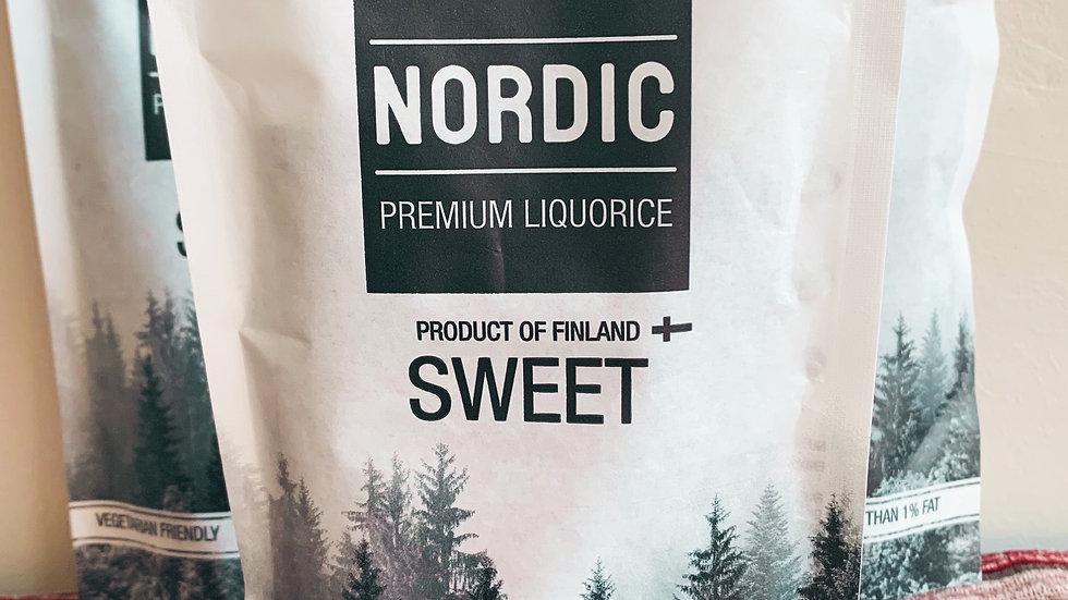 Sweet Soft Liquorice