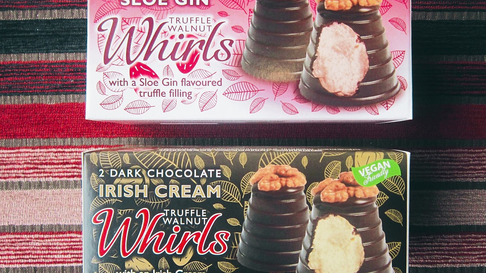 Truffle Walnut Whirls