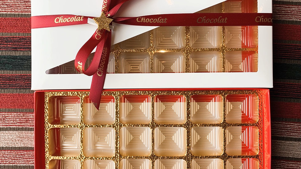 Build Your Own 18 Chocolate Box