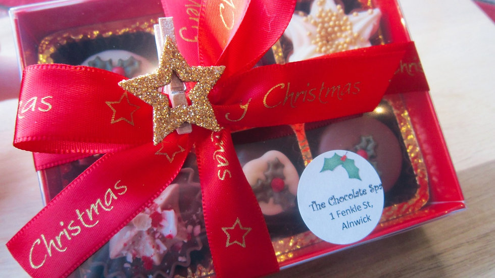 6 Chocolate Gift Box