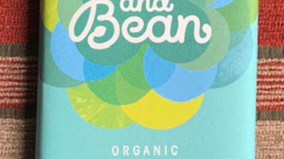 Seed & Bean Bar Cornish Sea Salt and Lime