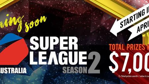 iDarts Super League Season 2