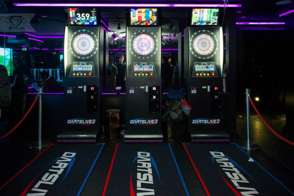Dartslive Machines