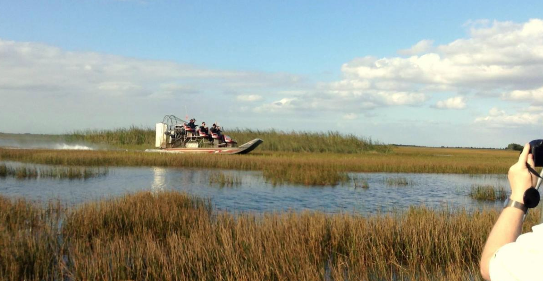 Miami airboat