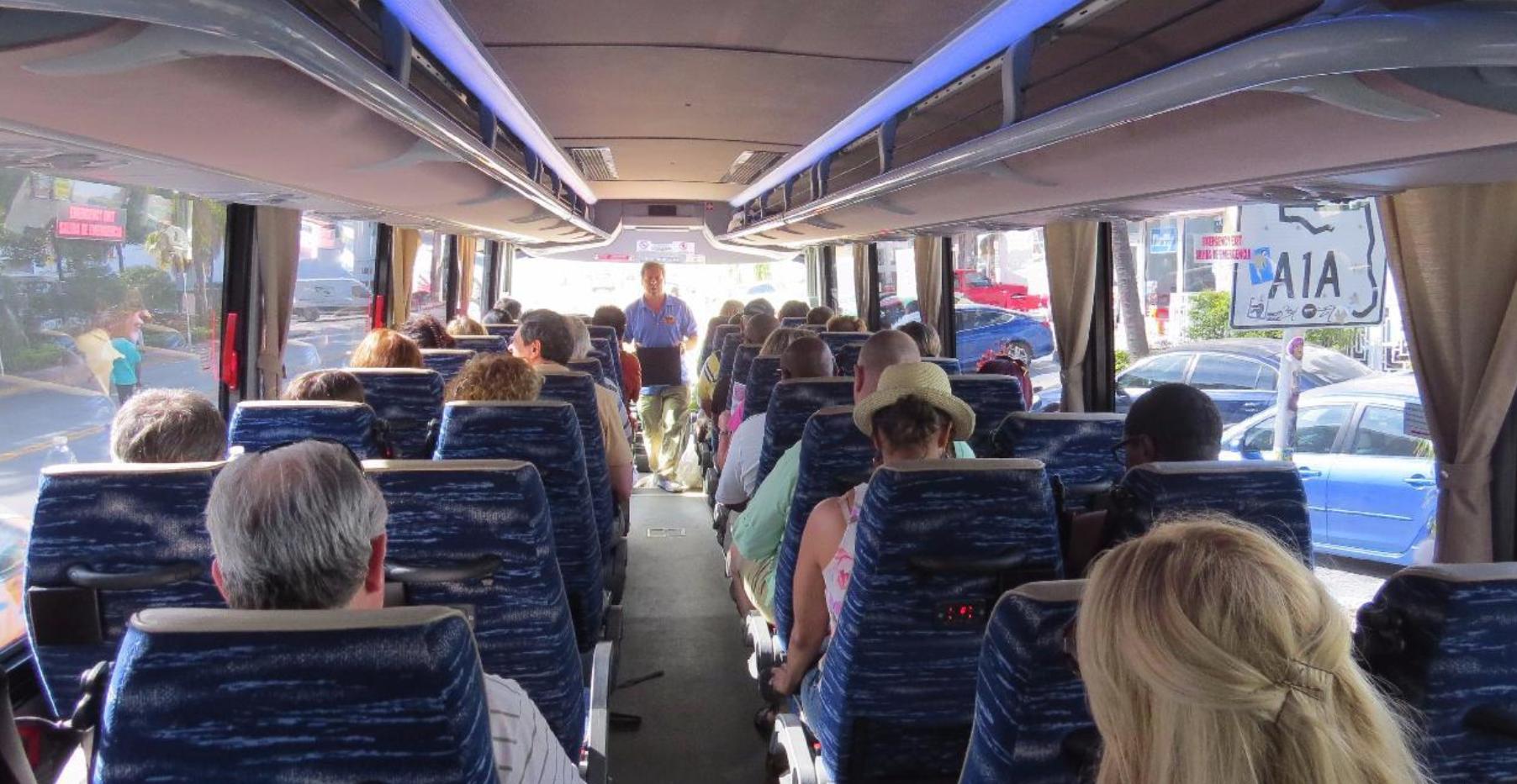 miami bus tour