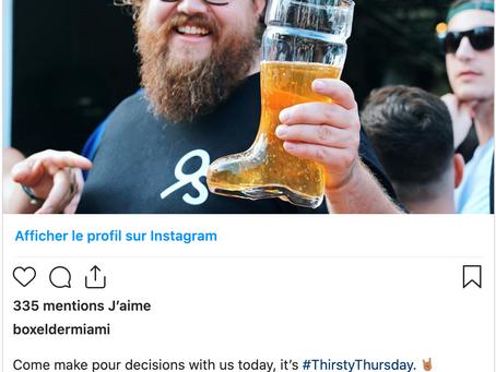 Boxelder Craft Beer Market