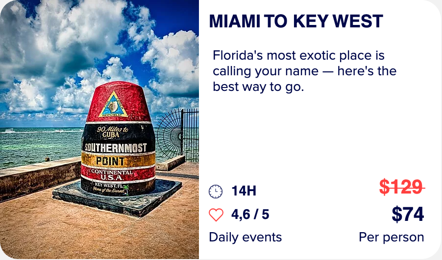 miami-to key-west-tour