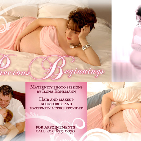 """Precious Beginnings""- Maternity Photo Shoot"