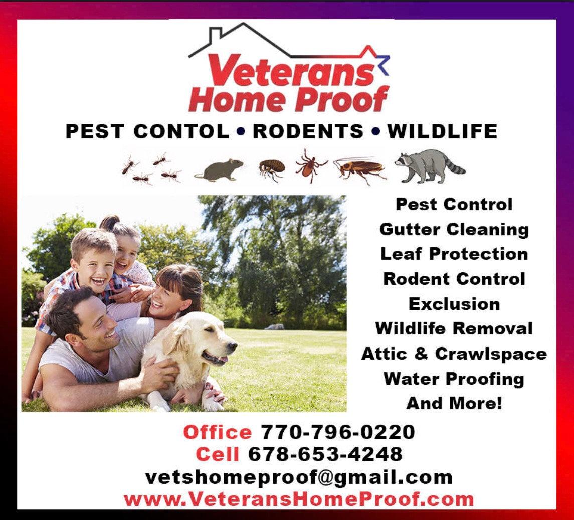 Pest/Rodent Control Initials
