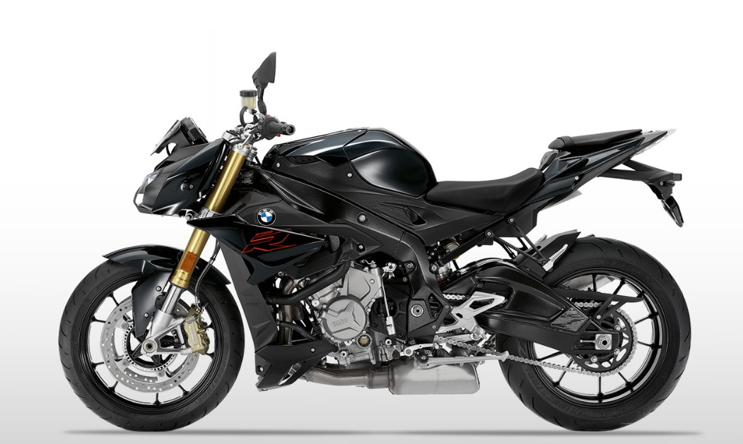 S1000R ブラックストームM