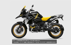 NEW R1250GS 40周年