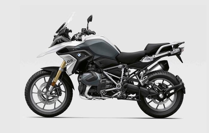 NEW R1250GS ライトWH
