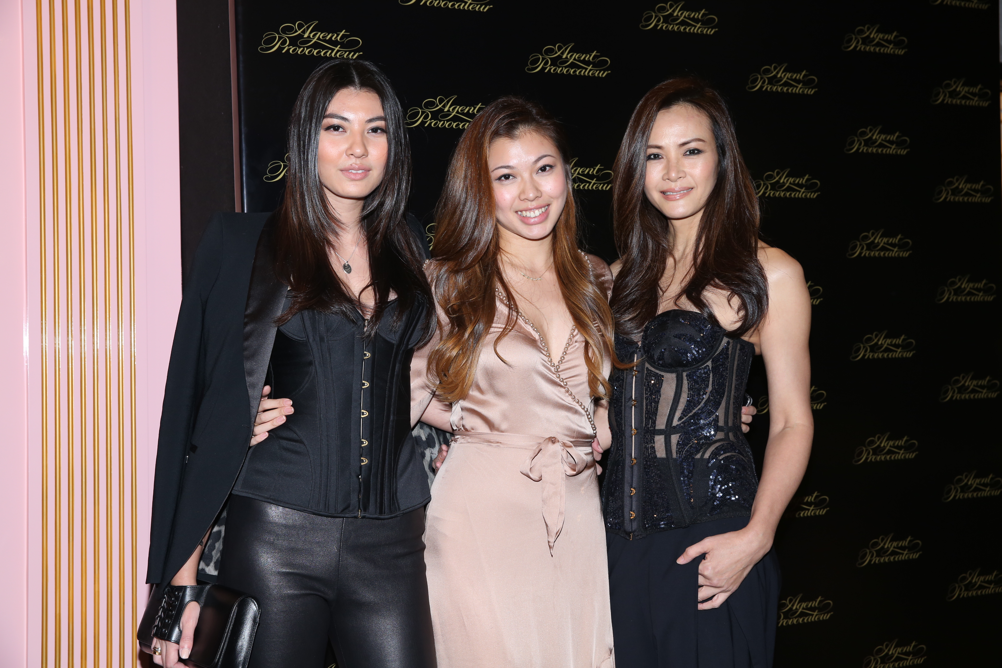 Agent Provocateur Opening