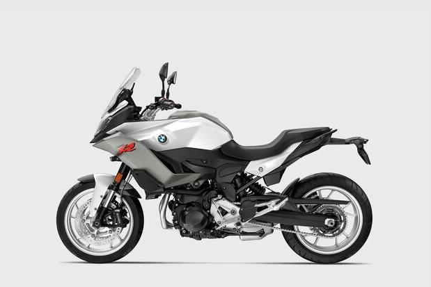 F900XR ライトホワイト