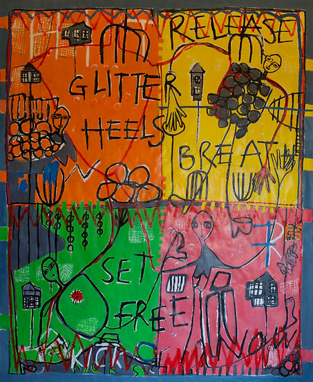 Glitter-Heels- Sally-Gordon-Art-Artist.j