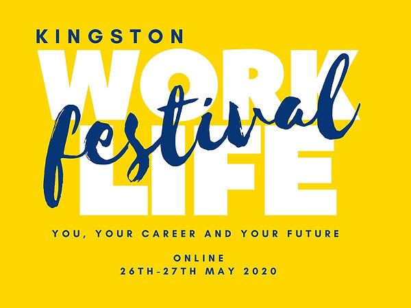 Kingston Worklife festival Landscape Pos