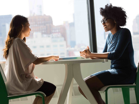 Why you should be making time for career conversations (and how to have good ones)