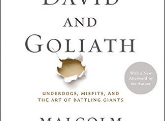 "Big Fish/Small Pond: ""David and Goliath"" by Malcolm Gladwell"