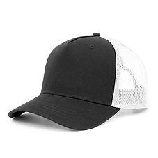 BW_Recycled_RPAT_Cap_Trucker_black-white