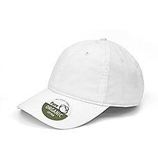 Organic Cotton Caps Classic white.JPG