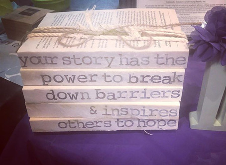 Your Story has POWER!