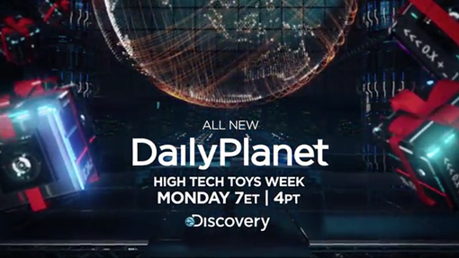 Daily Planet - Theme Week
