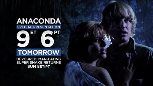 Anaconda - Movie Trailer