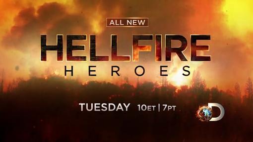 Hellfire Heroes - Series Premiere