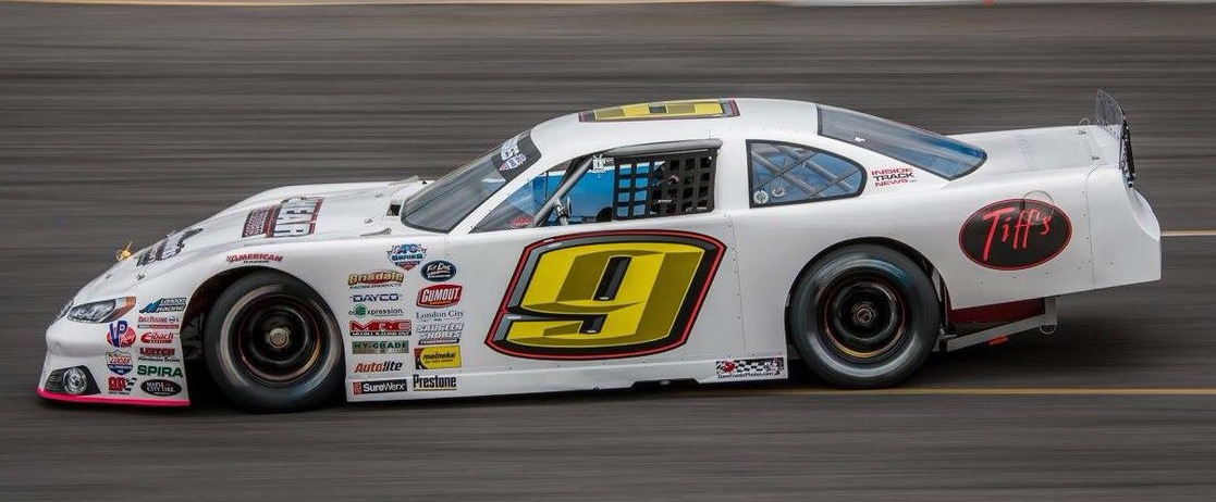 McColl Racing Chassis - Canadian Performance Parts