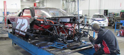 Chassis Repair & Upgrades