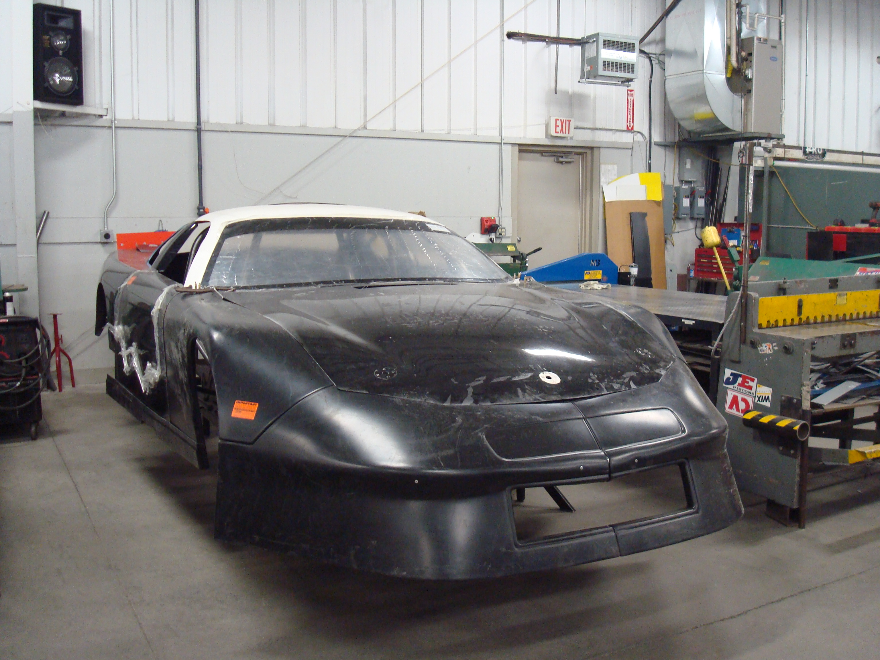 Body Installation Mccoll Racing Chassis Canadian Performance Parts