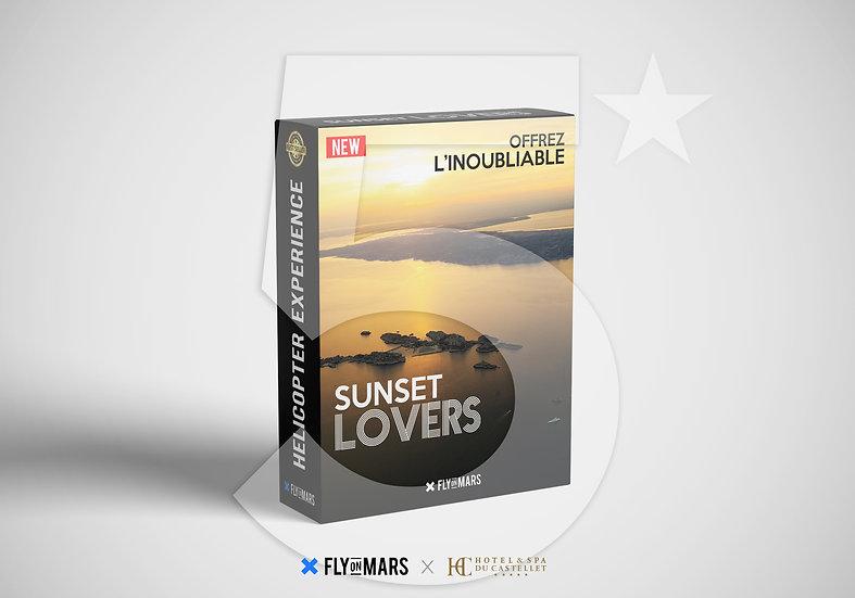Vol SUNSET LOVERS 5* > 30mn