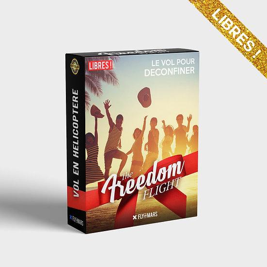Vol FREEDOM FLIGHT 20mn