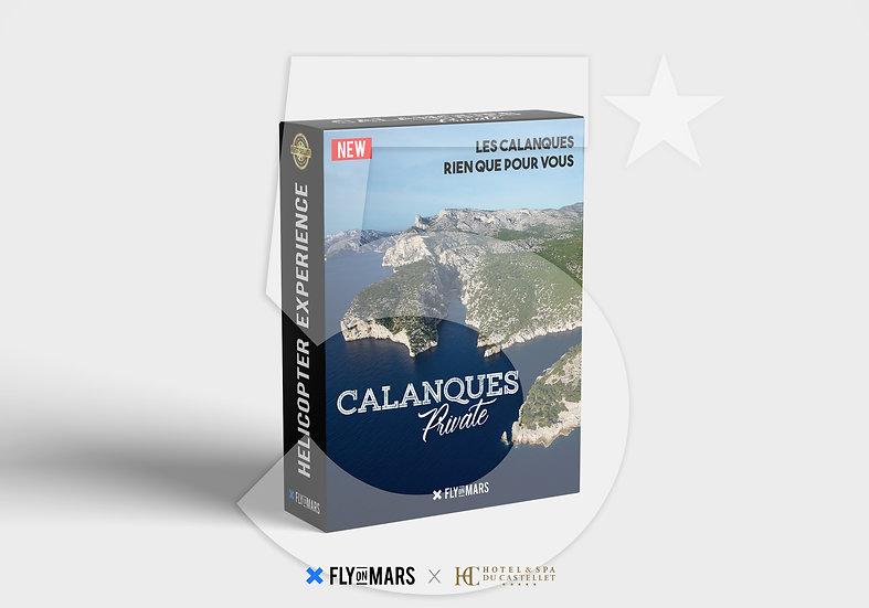 Vol CALANQUES PRIVATE 5* > 30mn