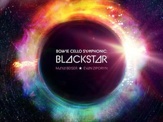 "New Album: ""Bowie Cello Symphonic: Blackstar"" now available for pre-order!"
