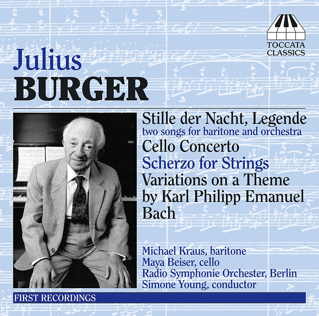 Julius Burger Orchestral Music