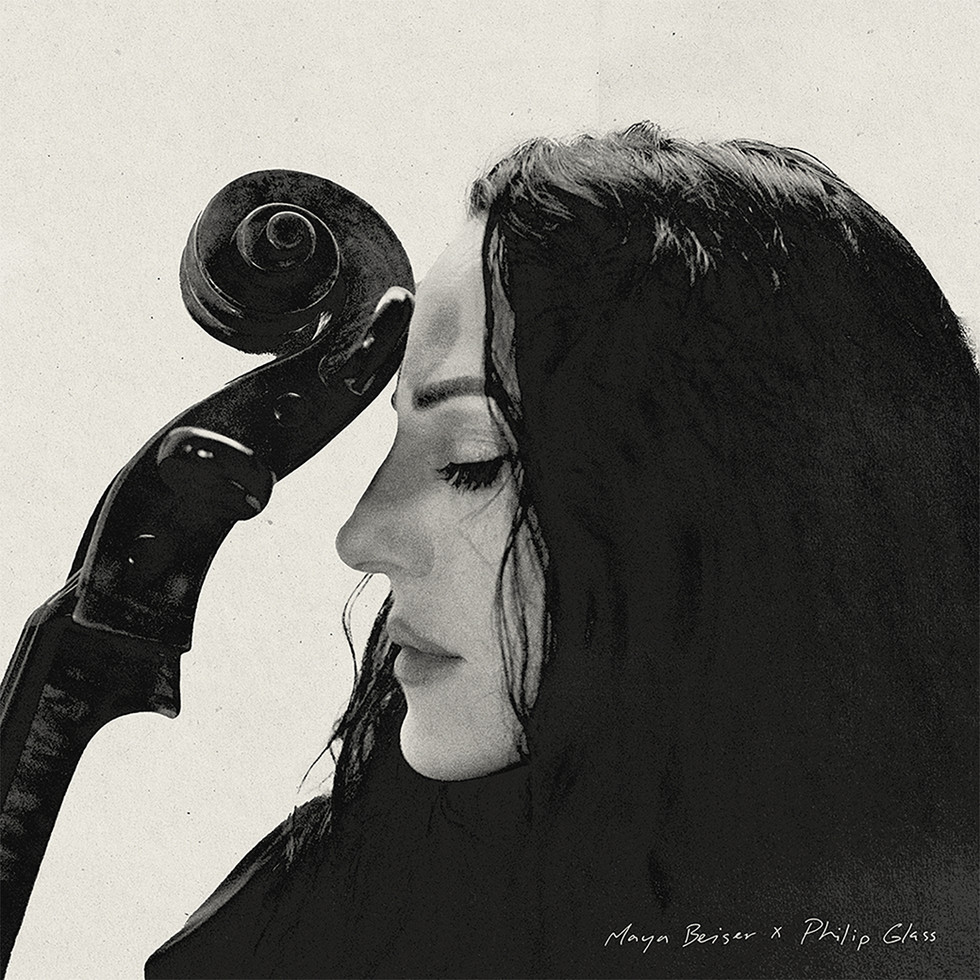 Maya Beiser x Philip Glass new album