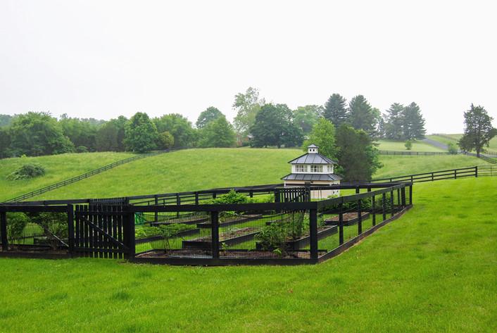 Folly Hill Farm, Historic Garden Week 2019