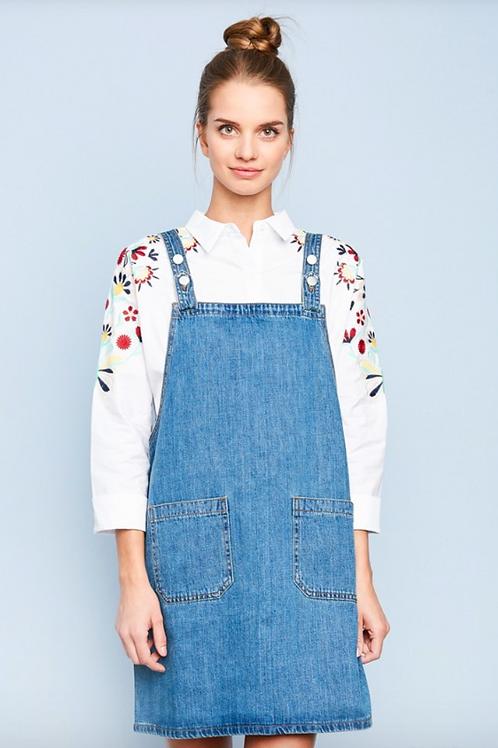 Jean Baby Dress
