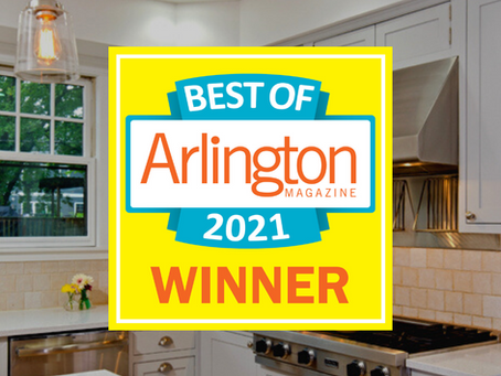 "TriVistaUSA Design + Build Wins Arlington Magazine's      2021 ""Best Builder"""