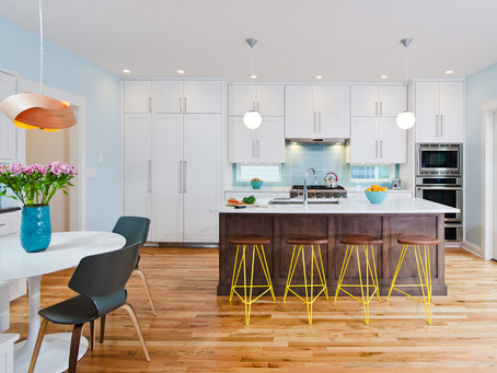 Tips for Surviving Your Kitchen Remodel