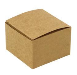 3x3x2 Kraft Box, 100-Pack