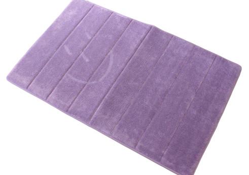 Memory Foam Bath Mat Lavender
