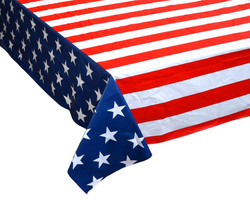 Flag Table Cover